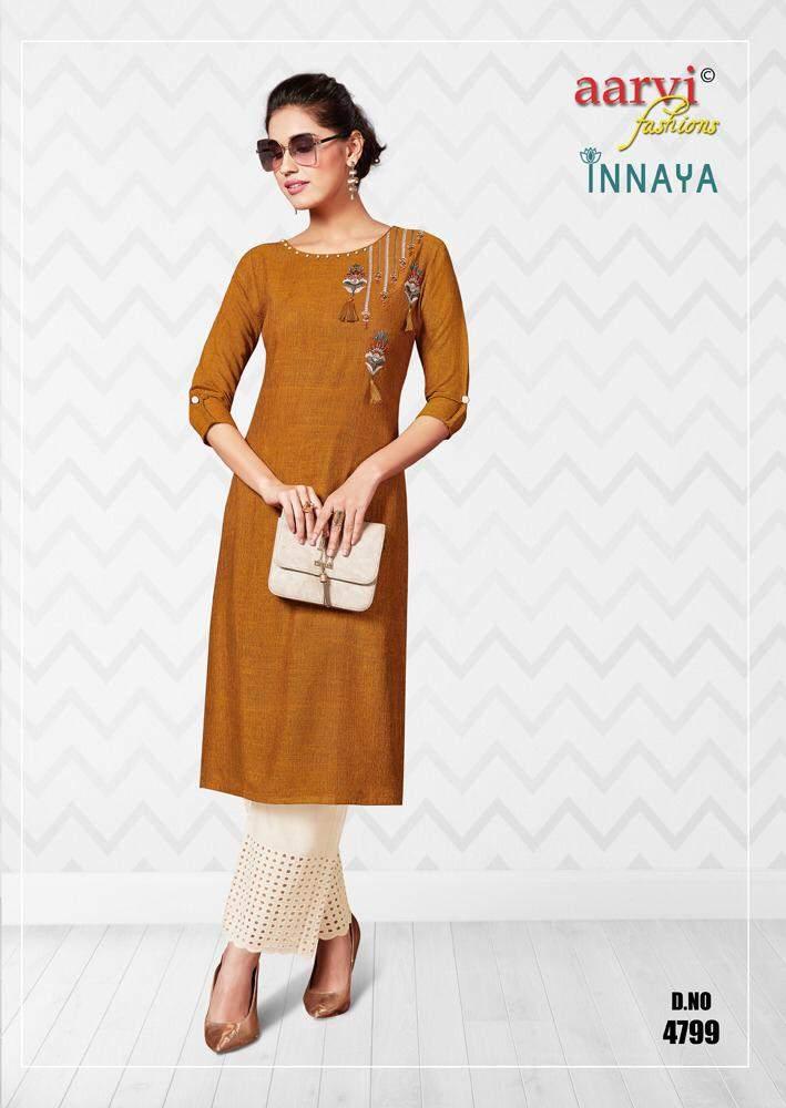 Aarvi-Fashion-Innaya-–-Kurti-With-Pant-2