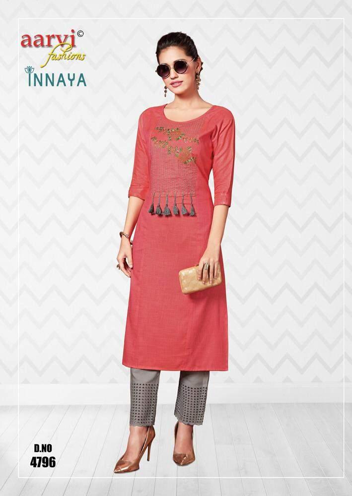 Aarvi-Fashion-Innaya-–-Kurti-With-Pant-3
