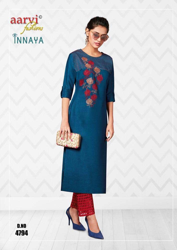 Aarvi-Fashion-Innaya-–-Kurti-With-Pant-4