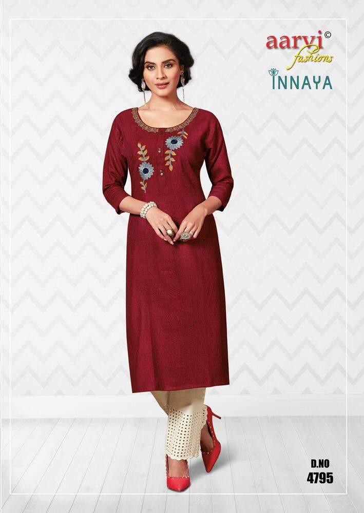 Aarvi-Fashion-Innaya-–-Kurti-With-Pant-6