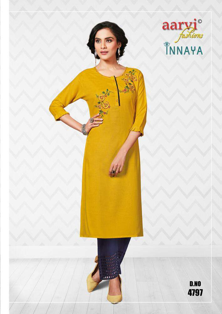 Aarvi-Fashion-Innaya-–-Kurti-With-Pant-7
