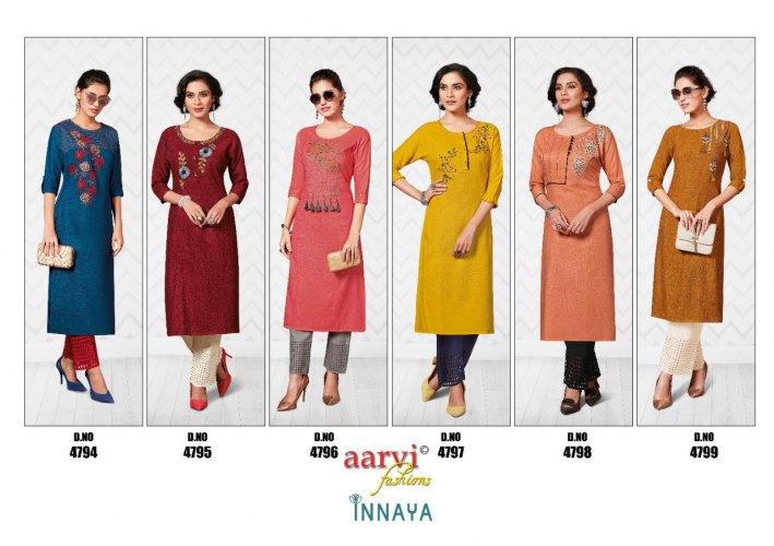 Aarvi-Fashion-Innaya-–-Kurti-With-Pant-8