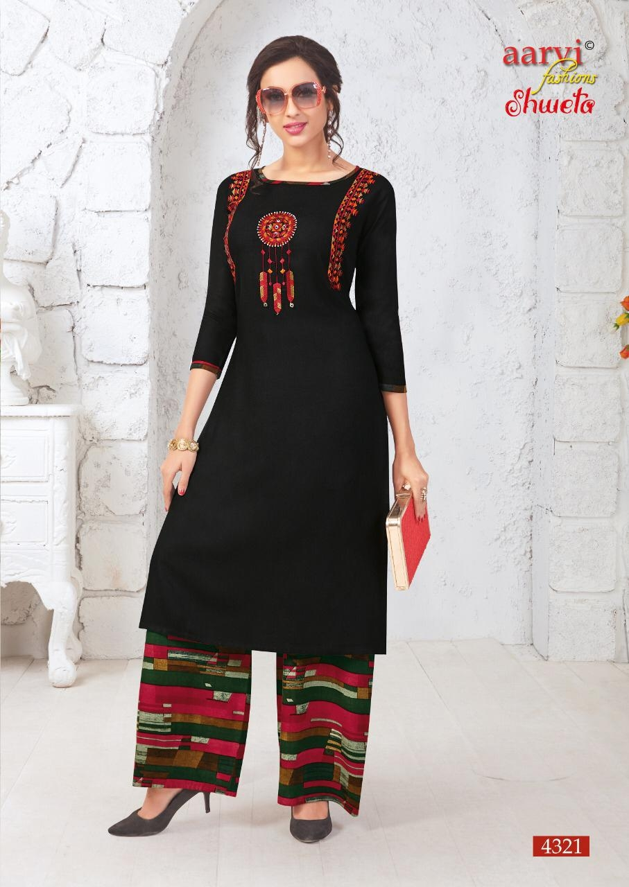 Aarvi Fashion Shweta Vol 3 (7)