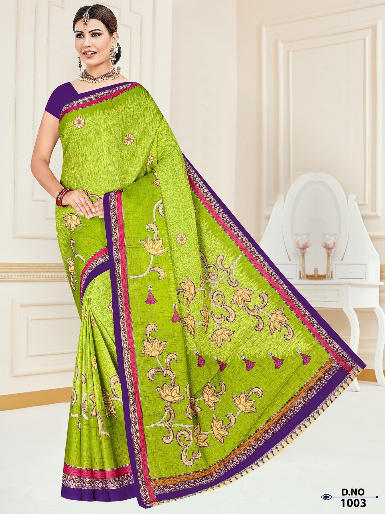 Anushree-Archana-Cotton-Saree-3