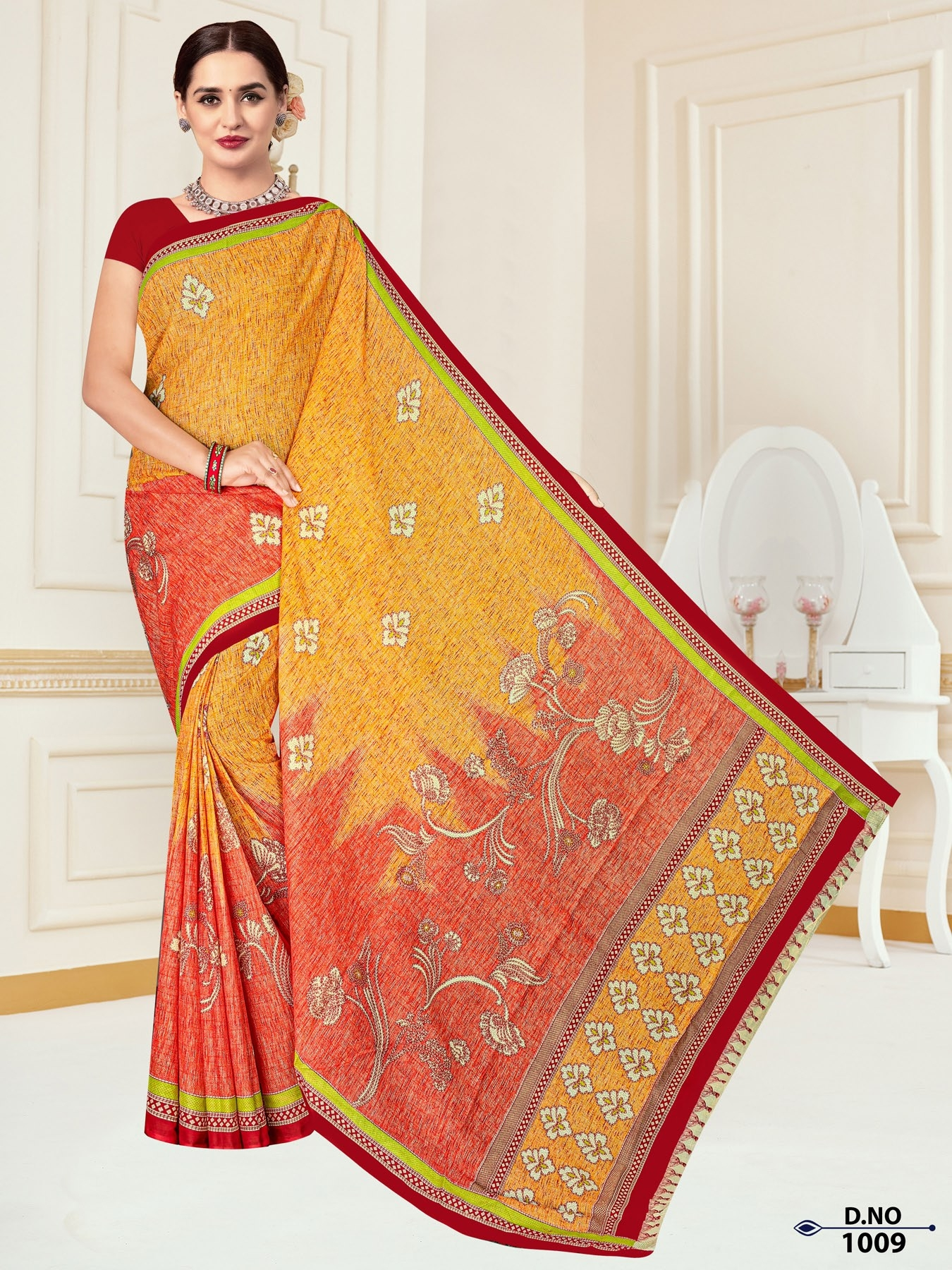 Anushree-Archana-Cotton-Saree-8