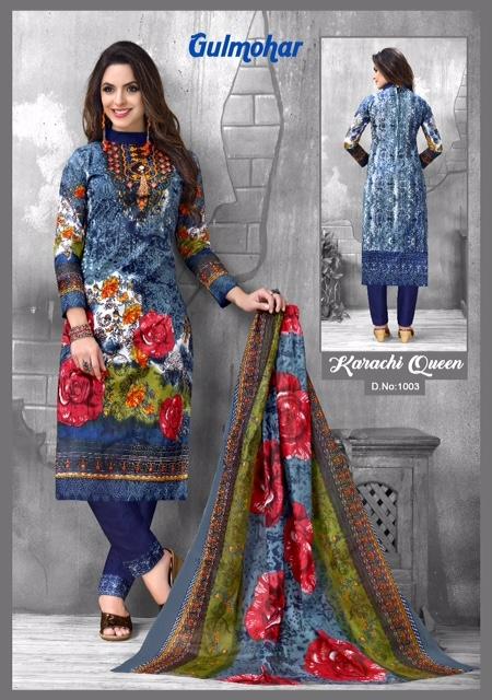 Gulmohar Karachi Queen (6)