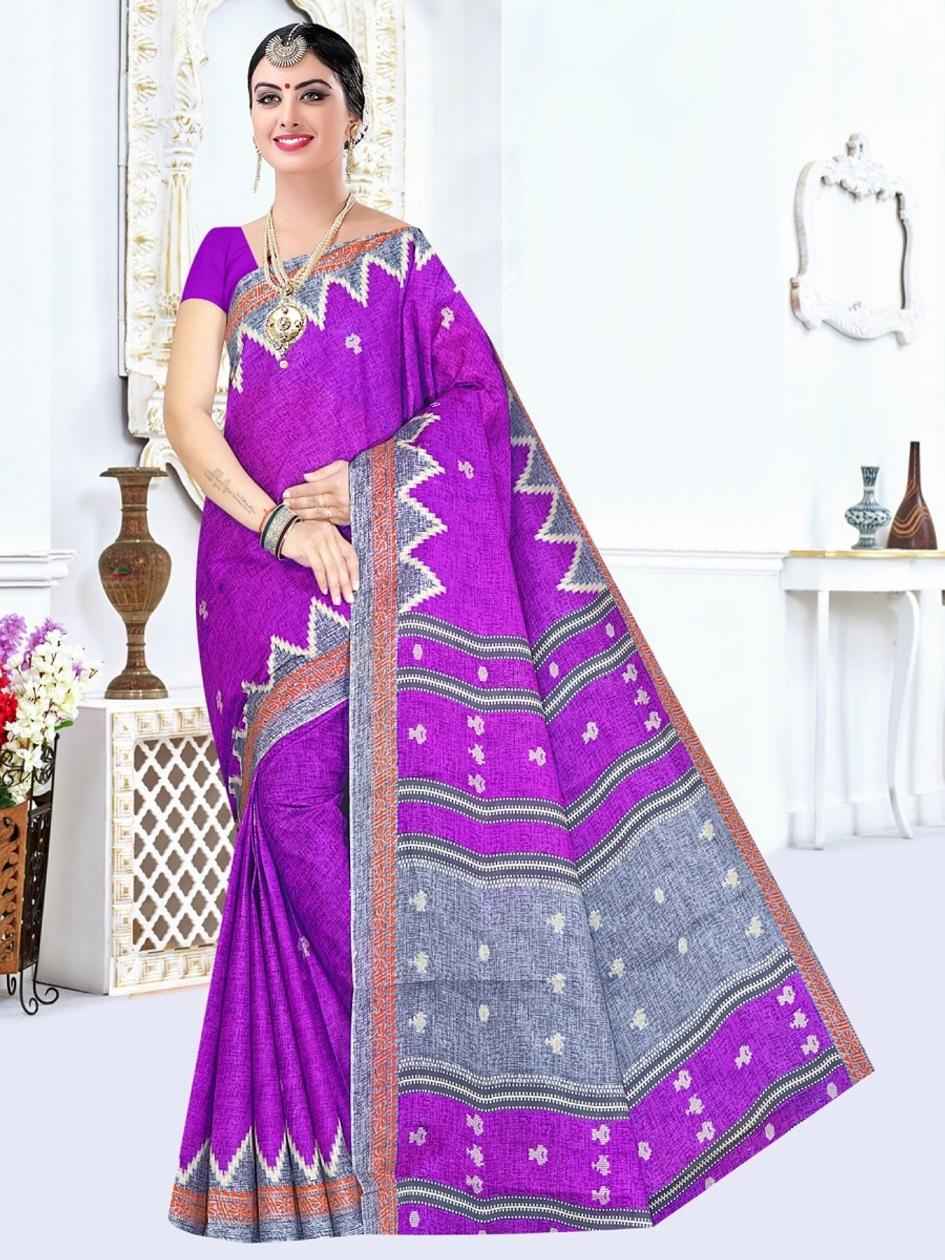 Karina-Purnima-Sarees-With-Blouse-Piece-5