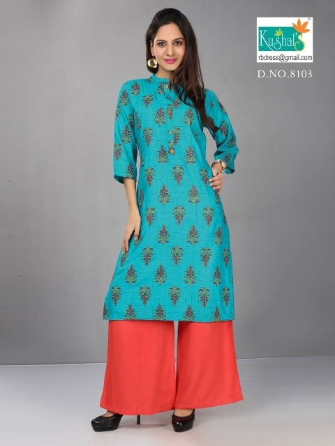 Kushal-Anshika-Vol-1-Kurti-With-Plazzo-3