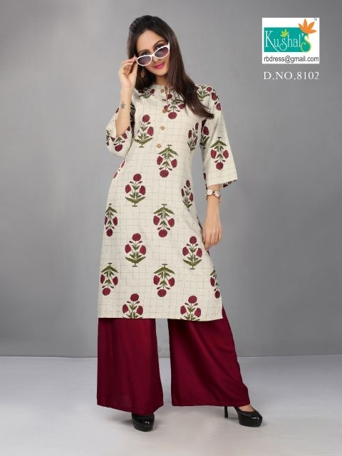 Kushal-Anshika-Vol-1-Kurti-With-Plazzo-5
