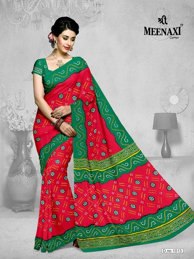 Meenaxi-Bandhani-Cotton-Sarees-14