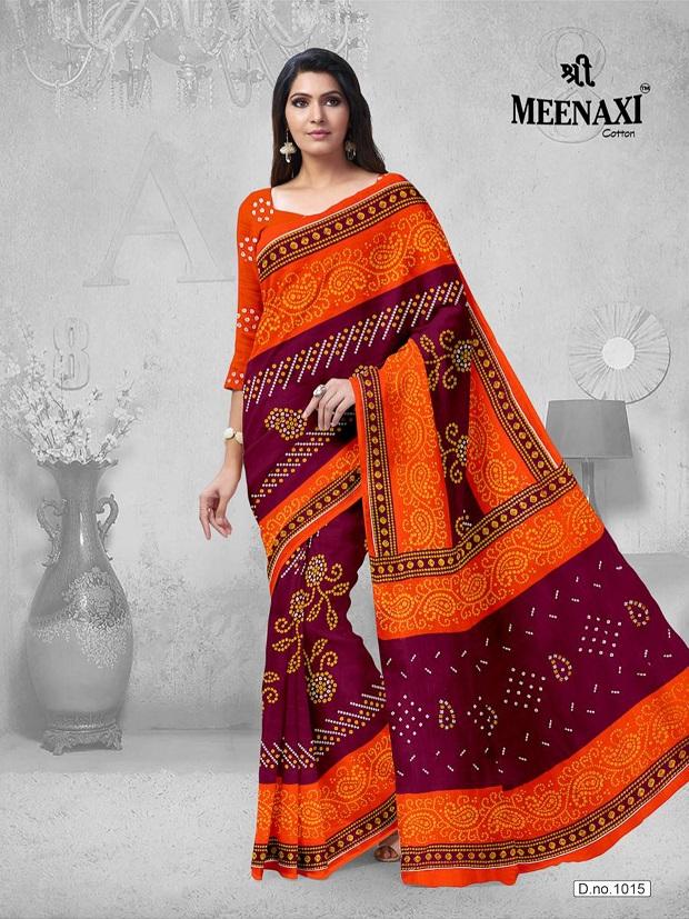Meenaxi-Bandhani-Cotton-Sarees-16