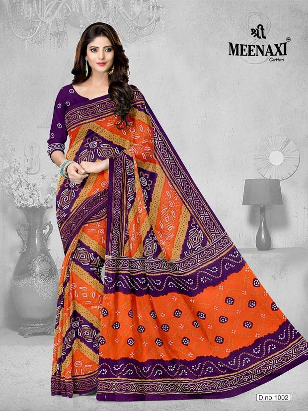 Meenaxi-Bandhani-Cotton-Sarees-3
