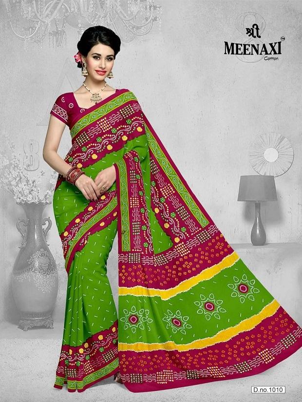 Meenaxi-Bandhani-Cotton-Sarees-11