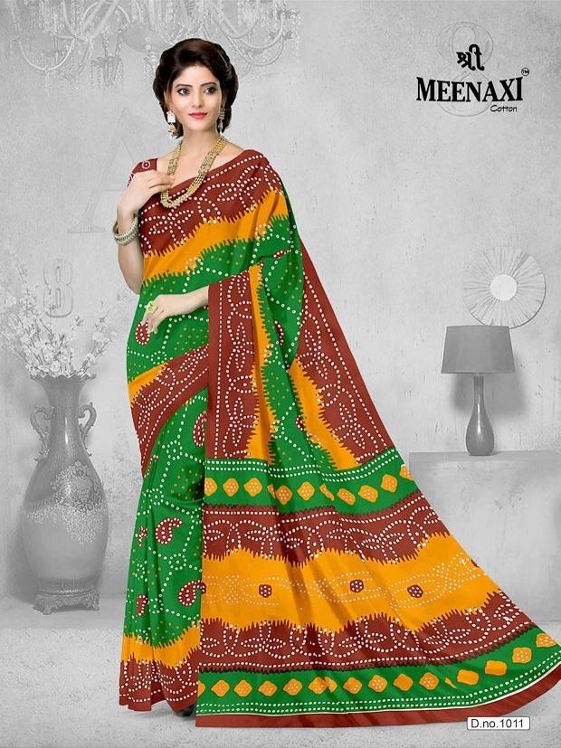 Meenaxi-Bandhani-Cotton-Sarees-12