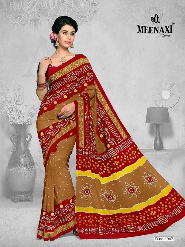 Meenaxi-Bandhani-Cotton-Sarees-8
