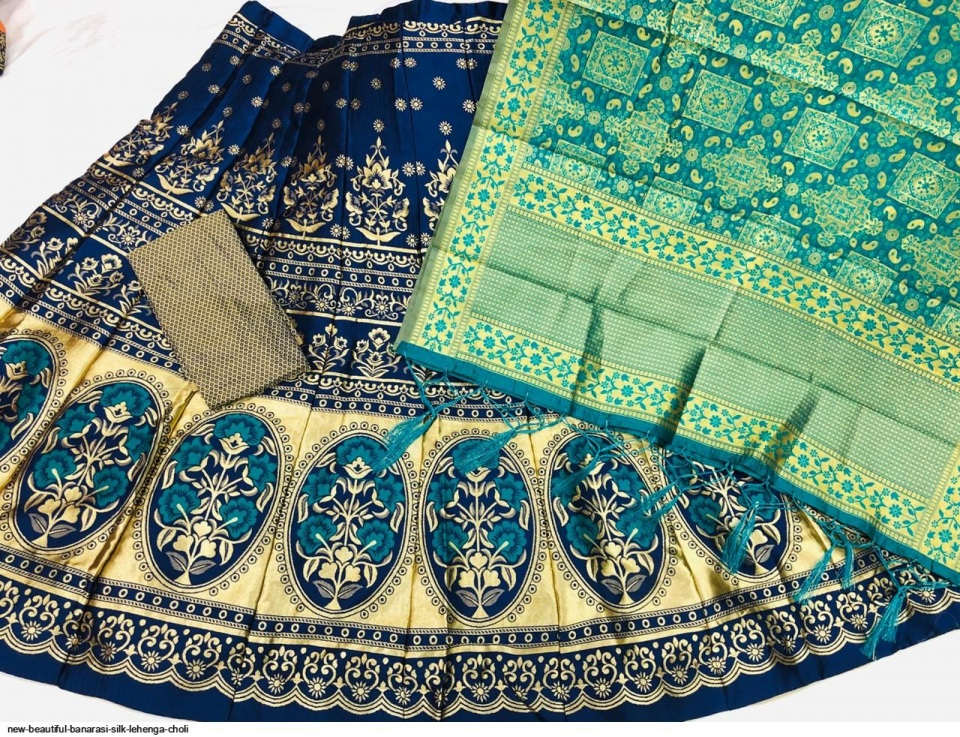 new-beautiful-banarasi-silk-lehenga-choli-1406