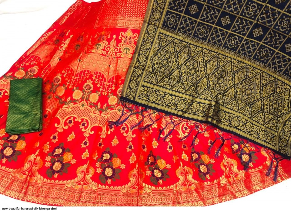 new-beautiful-banarasi-silk-lehenga-choli-2352