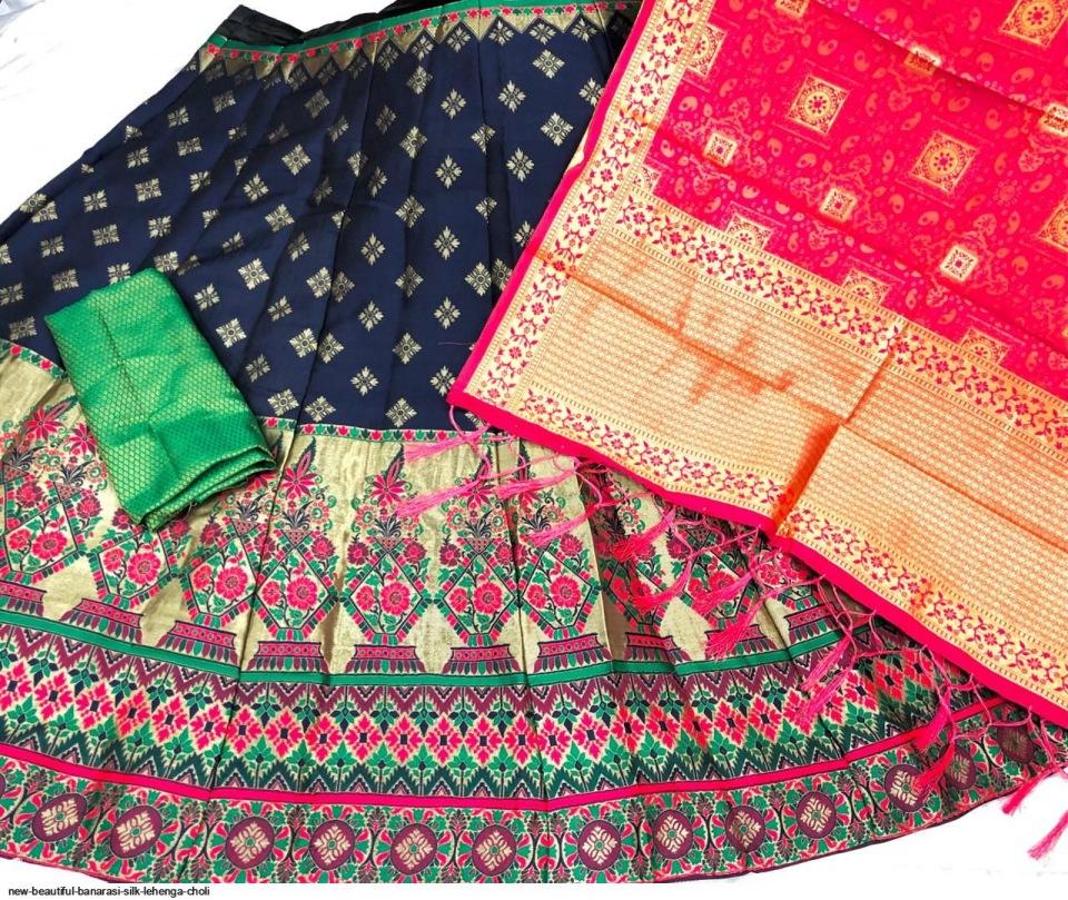 new-beautiful-banarasi-silk-lehenga-choli-2690