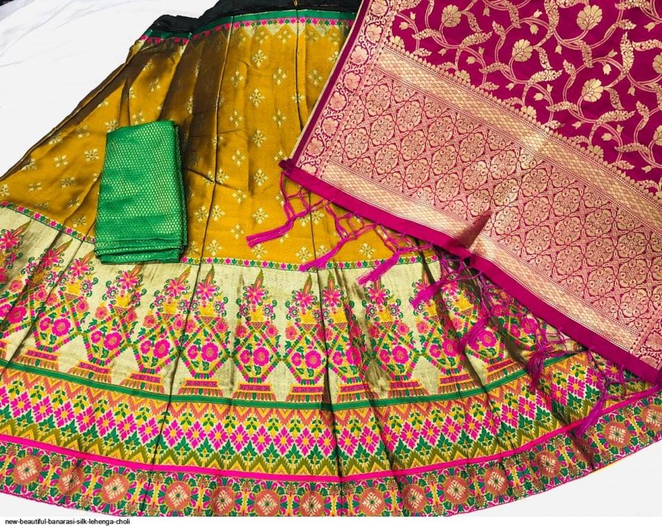 new-beautiful-banarasi-silk-lehenga-choli-3680