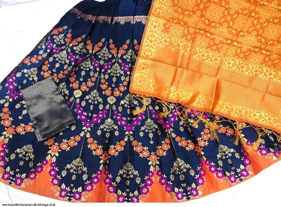 new-beautiful-banarasi-silk-lehenga-choli-4576