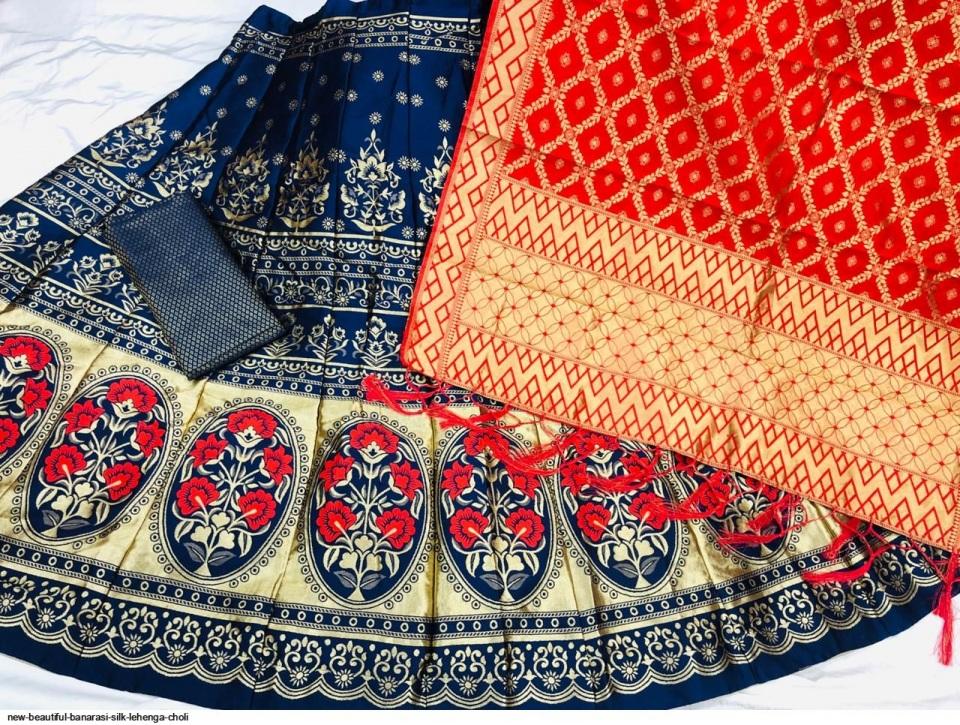 new-beautiful-banarasi-silk-lehenga-choli-5158