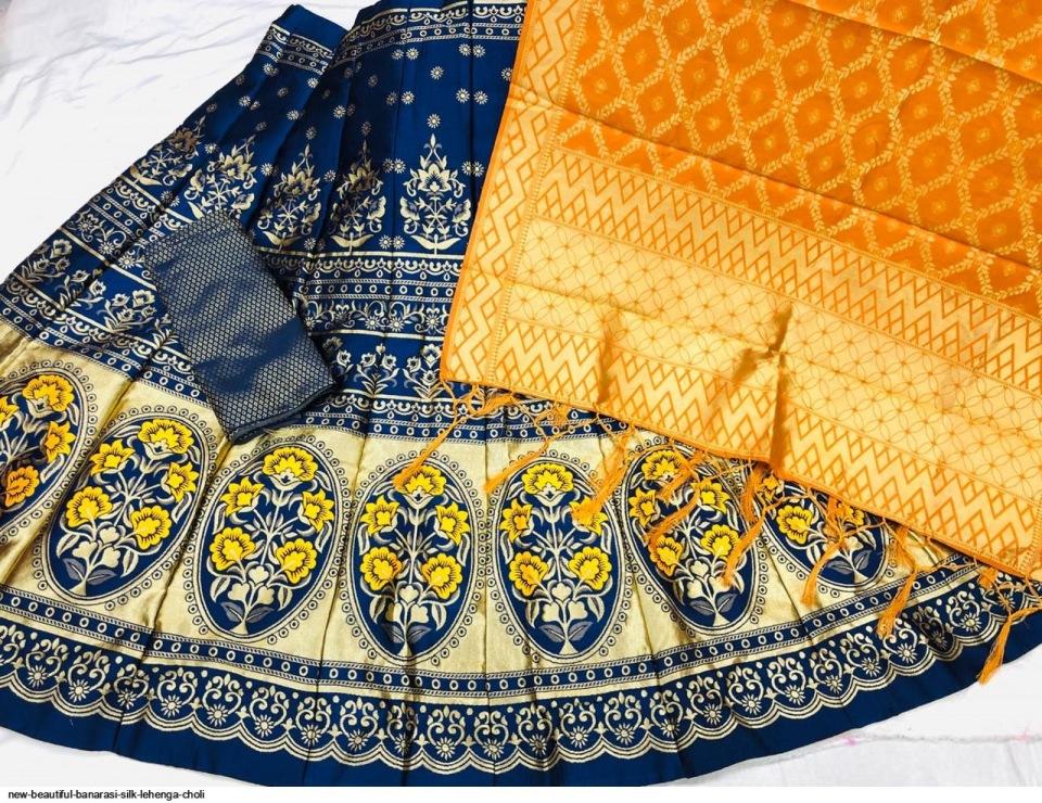 new-beautiful-banarasi-silk-lehenga-choli-5329