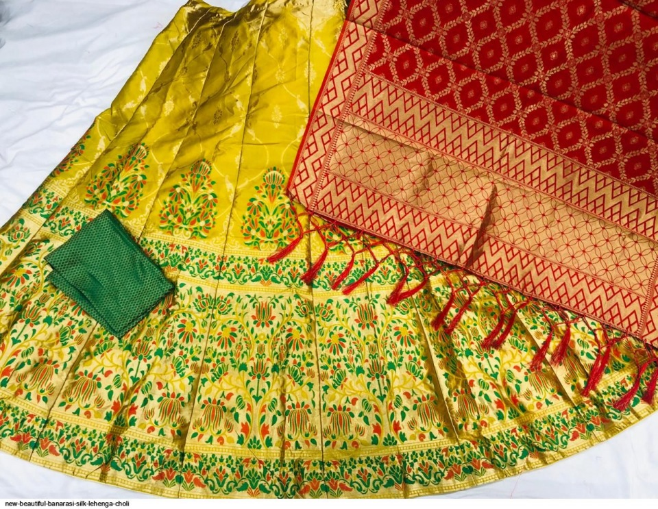 new-beautiful-banarasi-silk-lehenga-choli-8698