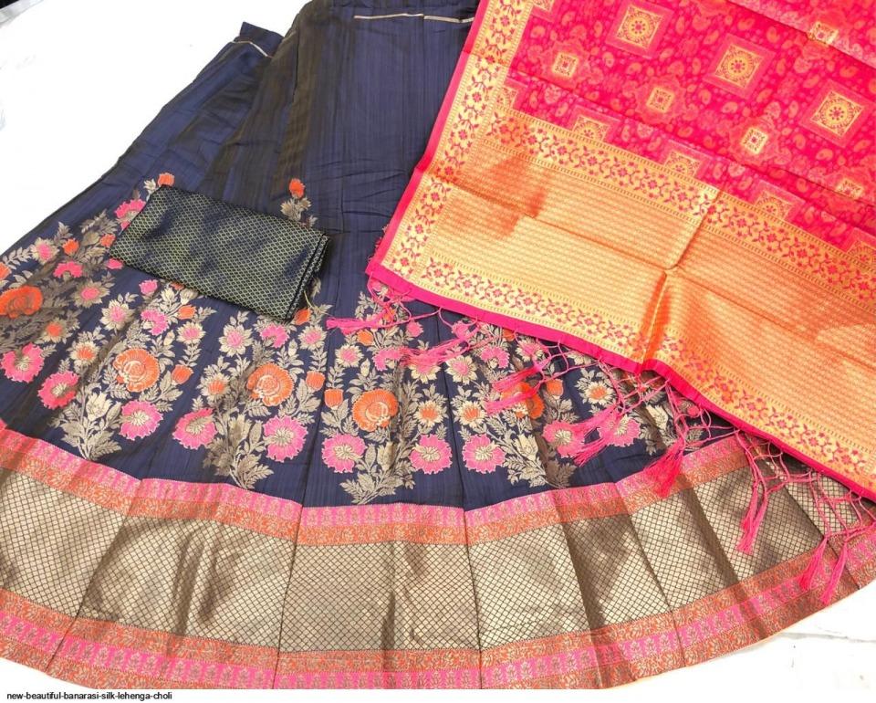 new-beautiful-banarasi-silk-lehenga-choli-9189