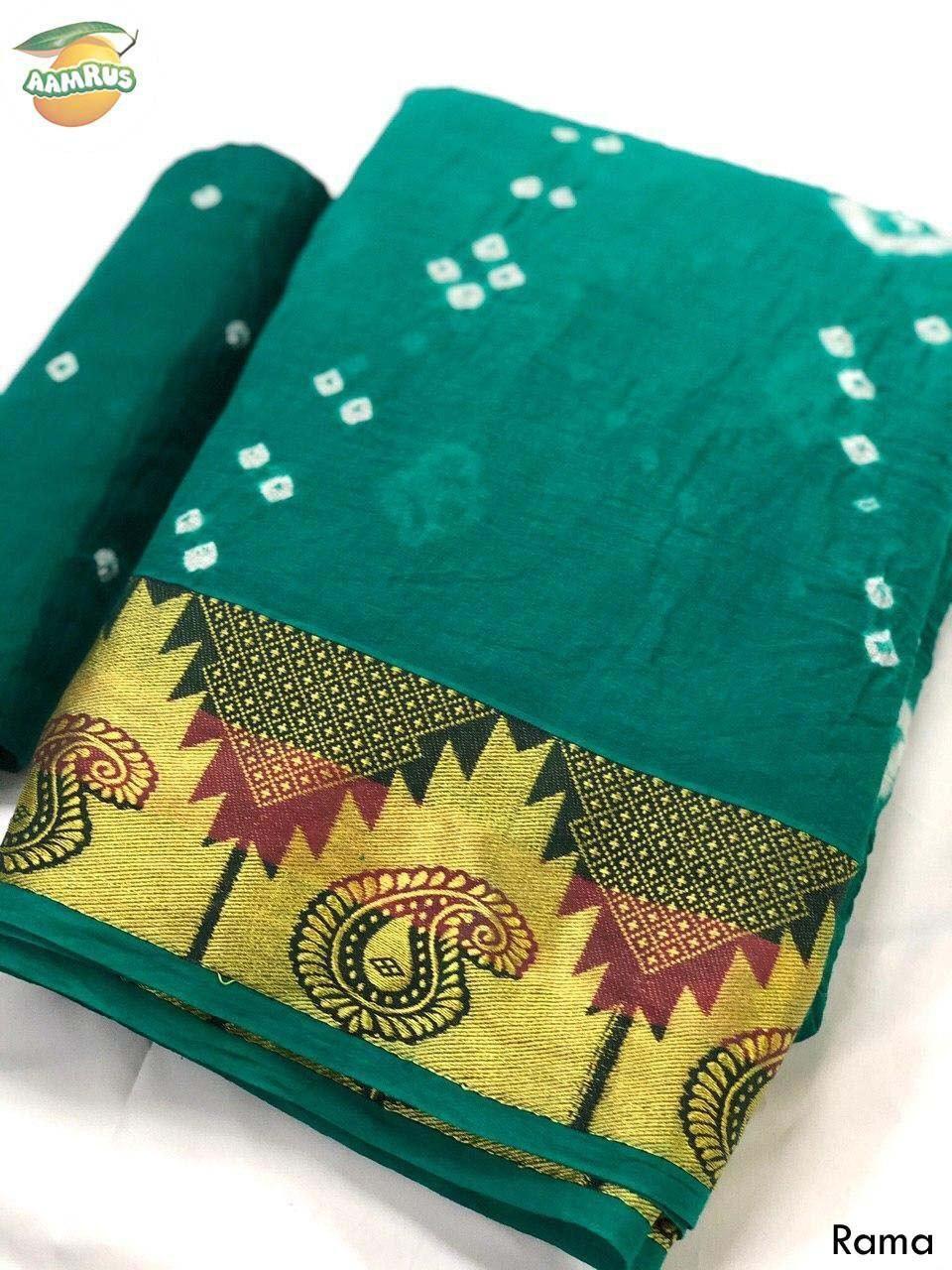 Ssm-Aamrus-Pure-Cotton-Saree-8