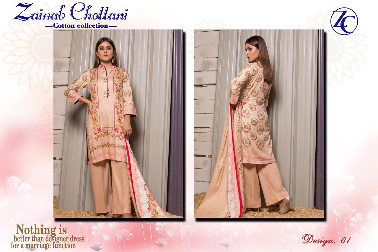 7d9c4a9737 Zainab Chottani Cotton Collection - MNF